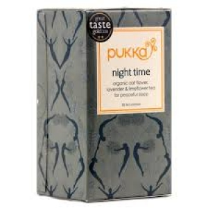 PHALADA PUKKA ORGANIC TEA NIGHT TIME 20 SACHETS