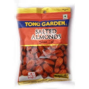TONG GARDEN SALTED ALMONDS 40G