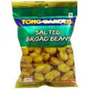 TONG GARDEN SALTED BROAD BEANS 25G