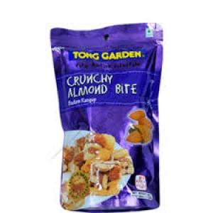 TONG GARDENCRUNCHY ALMOND BITE 50G