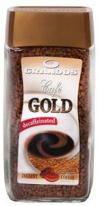GRANDOS CAFE GOLDEN DECAFFEINATED 100G