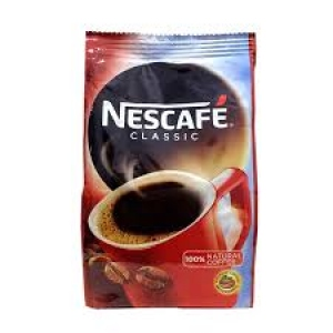 NESCAFE CLASSIC 100% NATURAL COFFEE POUCH 200G