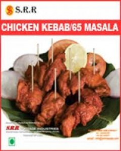 S.R.R. CHICKEN 65/ KEBAB 100G