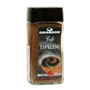 GRANDOS CAFE ESPRESSO 100GM