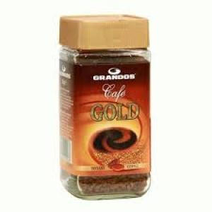 GRANDOS CAFE GOLD 100GM