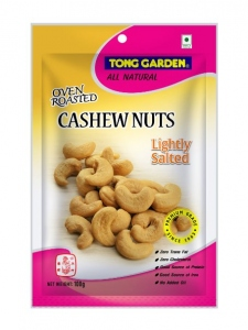 TONG GARDEN OVEN ROASTED CASHEWNUTS 100G