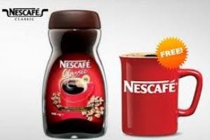 NESCAFE CLASSIC 100GM + 1 MUG FREE