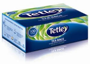 TETLEY TEA 100 BAGS