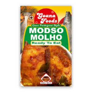GOANA FOOD MODSO MOLHO 200G