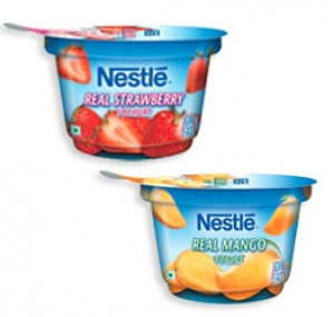 NESTLE REAL MANGO STRAWBERRY