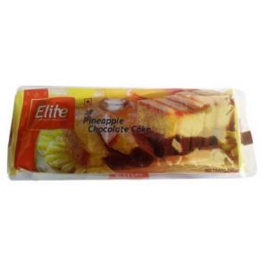 ELITE PINEAPPLE CHOCOLATE CAKE 140G