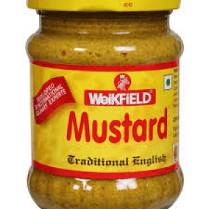 WEIKFIELD MUSTARD PASTE 225G