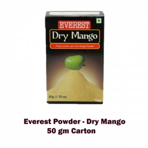 EVEREST DRY MANGO POWDER 50GM