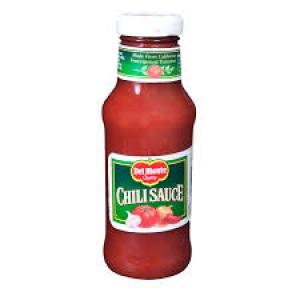 DEL MONTE RED CHILI SAUCE 190G