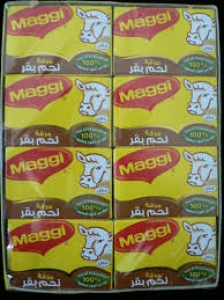 MAGGI CUBES BEEF 480G