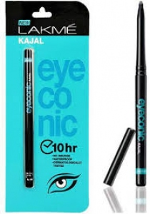 LAKME 9 TO 5 KAJAL BLACK 0.35G