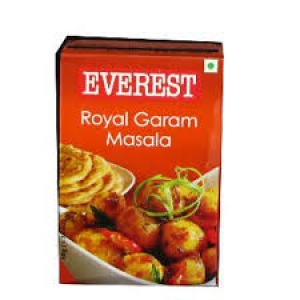 EVEREST ROYAL GARAM MASALA 50 G