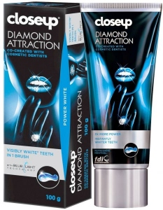 CLOSE UP DIAMOND ATTRACTION 100G