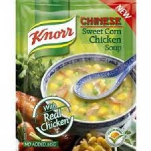 KNORR CHINESE SWEET CORN CHICKEN SOUP 42G