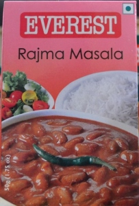 EVEREST RAJMA MASALA 50G