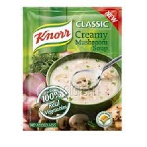 KNORR CLASSIC CREAMY MUSHROOM SOUP 41G