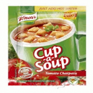 KNORR CUP-A-SOUP TOMATO CHATPATA 16G