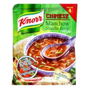 KNORR CHINESE MANCHOW NOODLE SOUP 45G