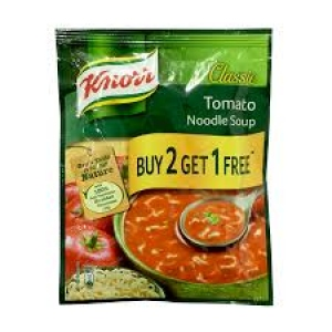 KNORR CLASSIC TOMATO NOODLE SOUP 52G