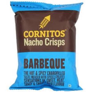 CORNITOS NACHO CRISPS BARBEQUE 60G