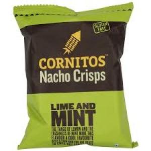 CORNITOS NACHO CRISPS LIME & MINT 60G