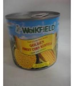 WEIKFIELD GOLDEN SWEET CORN KERNELS 340G