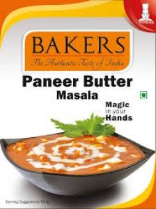 BAKERS PANEER BUTTER MASALA 100G