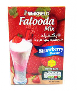 WEIKFIELD FALODA MIX STRAWBERRY 200G