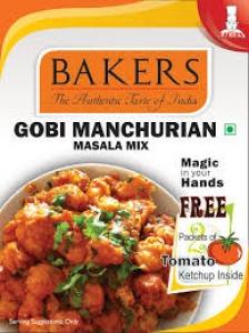 BAKERS GOBI MANCHURIAN 125G