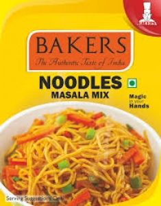 BAKERS NOODLES MASALA MIX 50G