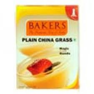 BAKERS PLAIN CHINA GRASS 10G