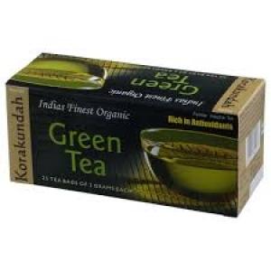 KORAKUNDAH GREEN TEA BAGS