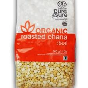 PHALADA ORGANIC ROASTED CHANA DAAL 500G