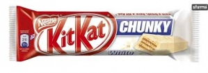 NESTLE KIT KAT CHUNKY WHITE 40G
