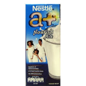 NESTLE A+ NOURISH MILK 180ML