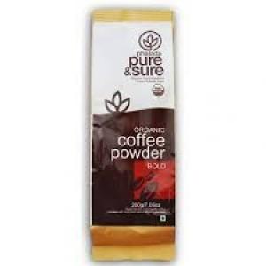 PHALADA ORGANIC COFFEE POWDER BOLD 200G