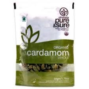 PHALADA ORGANIC CARDAMOM WHOLE