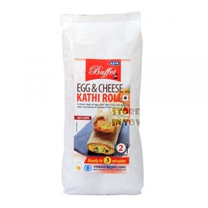 BUFFET EGG & CHEESE KATHI ROLL 300G