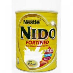 NESTLE NIDO FORTIFIED TIN 900G