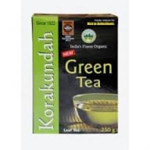 KORAKUNDAH ORGANIC GREEN TEA MINT 250G
