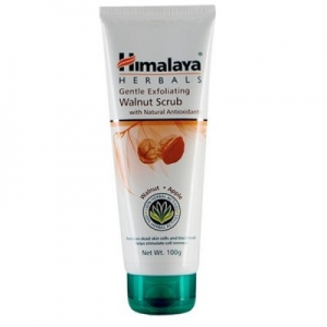 HIMALAYA GENTLE EXFOLIATING WALNUT SCRUB 100G