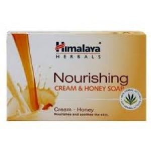 HIMALAYA CREAM & HONEY SOAP 125G