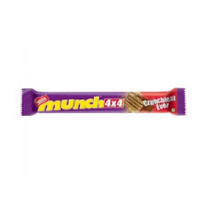 NESTLE MUNCH 4 X 4 23G