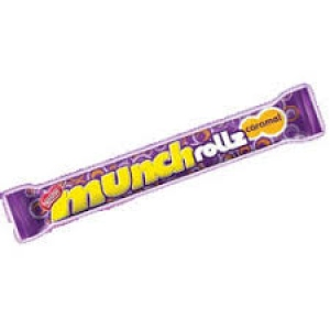 NESTLE MUNCH ROLLZ 8G