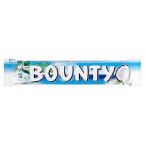 BOUNTY DOUBLE 57G